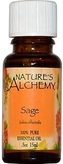 Sage Nature's Alchemy 0.5 oz EssOil
