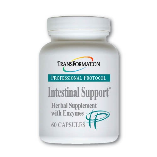 Transformation Enzymes - Intestinal Support 60 Capsules - For Microbial Balance and Immune System Health