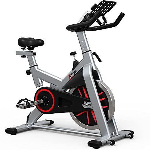 LABODI Exercise Bike, Stationary Indoor Cycling Bike, Cycle Bike for Home Cardio Gym, Belt Drive...