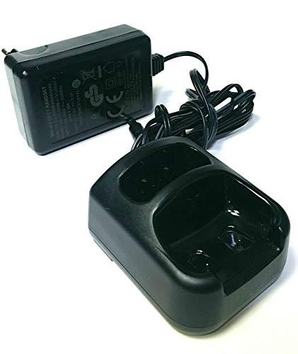 Alcatel Lucent Dual - Caricatore per Mobile 300 400 Octofono Dect 300 400