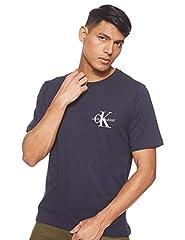 Calvin Klein Jeans Monogram Embro Camiseta