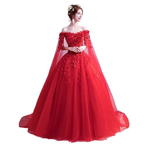 Off the Shoulder Ethereal Wedding Dress