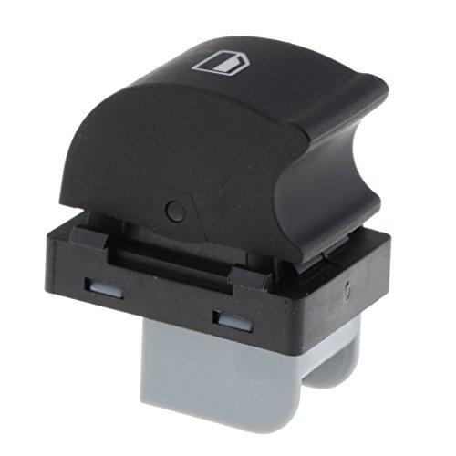 Sharplace Interruptor de Ventana Control Botonera Elevalunas Eléctrica para Audi A4 B6 B7