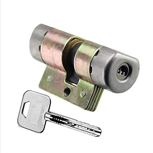 Bombin Cerradura Entrada de la vendimia puerta Cerradura de cilindro Tirador cuerpo de la cerradura de seguridad universal Cilindro de cerradura de puerta Núcleo de Seguridad Exterior Cerraduras Antib