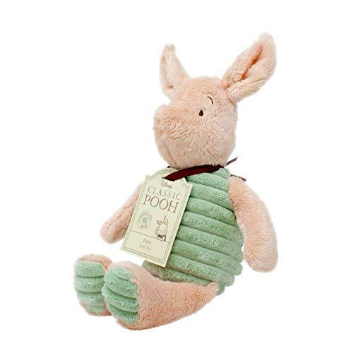 Ferkel (Winnie the Pooh) klassisch Offiziell Pig Plüschtier - RAINBOW DESIGNS - 20cm