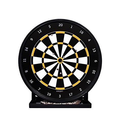 Game Face SAGBT Airsoft Sticky Dart Board With BB Tray Base