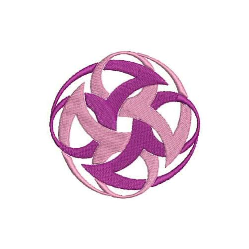 Threadart Machine Embroidery Design Bundles - Celtic Knots(1) - Loaded on USB Stick