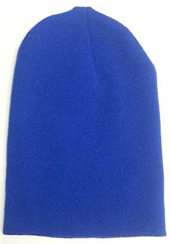 Coupe ample Unisexe adultes très ample Bonnet - Bleu -
