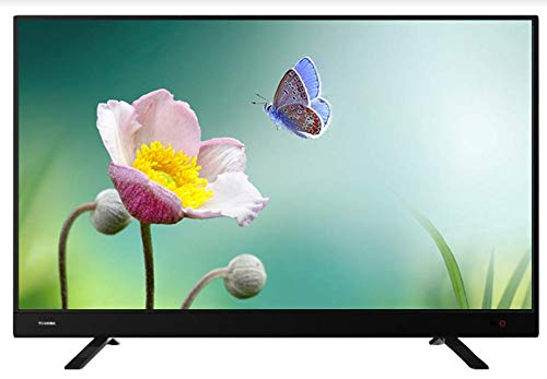 commercial Toshiba T40L3750VQ 40inch Full HD LED TV – 200 Hz AMR – Built-in DVB-T2 toshiba led television