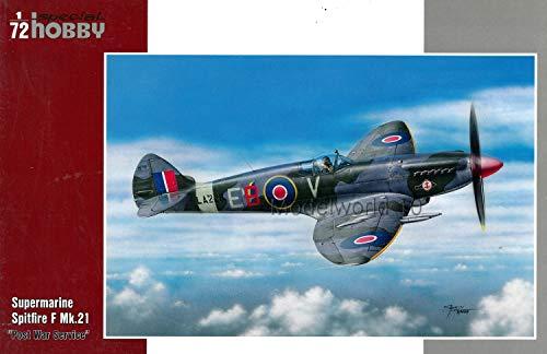 Unbekannt Special Hobby sh72249 – Modèle Kit Spitfire F MK 21, Post WWII Service