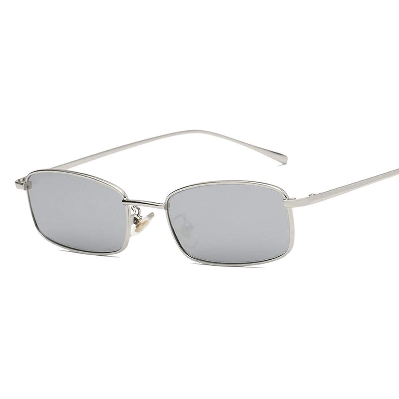 JOYS CLOTHING 釣り運転を実行するための男性女性長方形ヴィンテージサングラスのためのサングラス (Color : B)