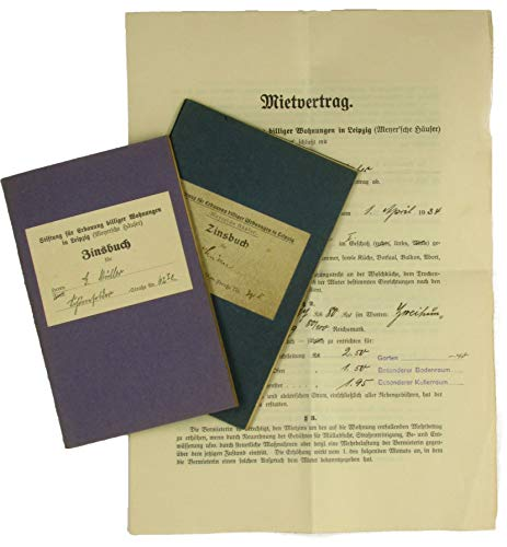 2 x Zinsbuch inkl. Mietvertrag (Leipzig)