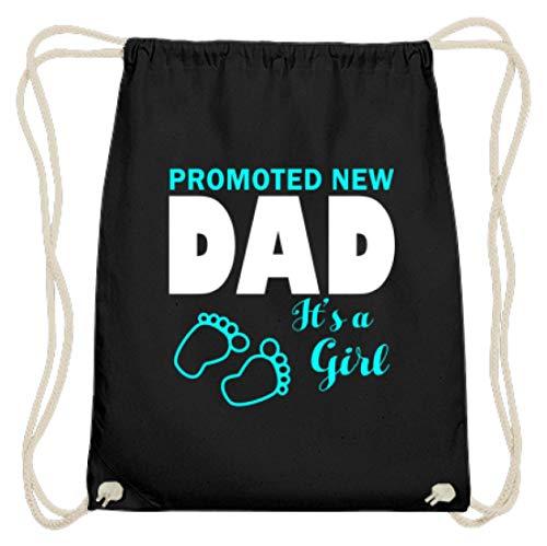 Promoted New Dad. Es una chica. - Soy padre. Es una niña....