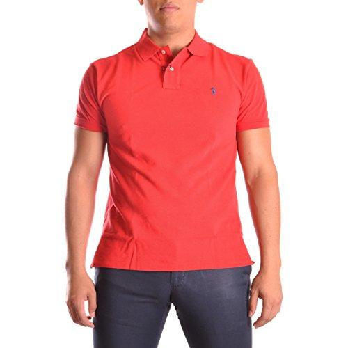 Polo Ralph Lauren Poloshirt Herbst/Winter 16 Slim-fit rot L