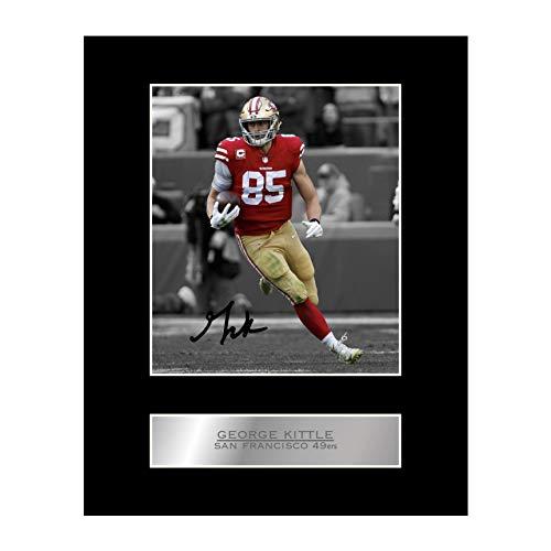 Autogramm von George Kittle San Francisco 49ers #05 NFL mit Autogramm