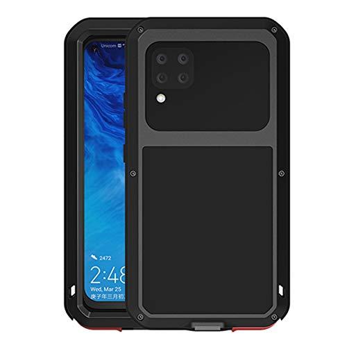 LBWNB Carcasa de telefono Funda Impermeable de Fit For Huawei P40 Lite Cubierta a Prueba de Golpes Nova 7i 360 Caja Protectora de Cuerpo Completo Fit For Huawei Nova 6 SE