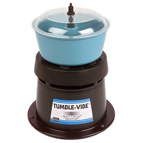 Stein Trommler - Spirator - Poliertrommel - Tumble Vibe TV-5 - 1,5 L