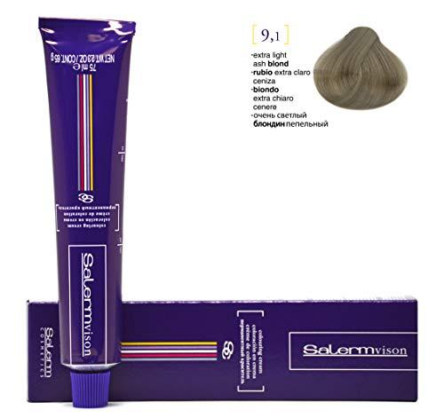 Salerm Vision Permanent Cream Haircolor