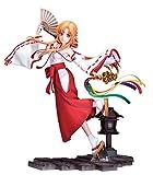 『ソードアート・オンライン アリシゼーション War of Underworld』 アスナ 巫女Ver. 1/7スケール PVC製塗装済み完成品フィギュア