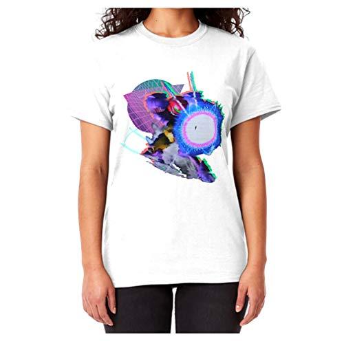 Gravity Suit Samus Charge Shot Classic Tshirt