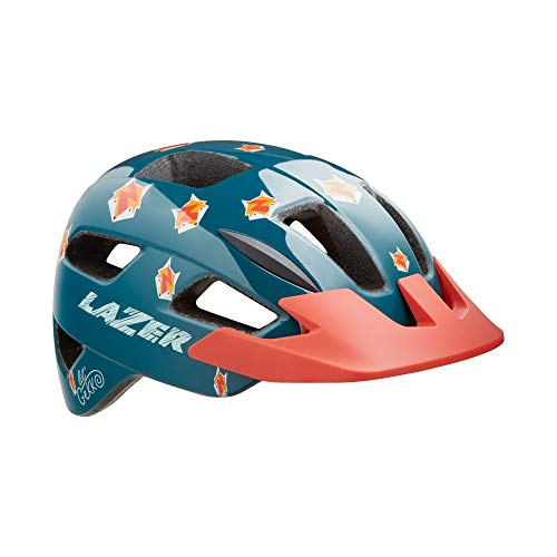 LAZER Lil Gekko Kids Bike Helmet – Lightweight Bicycling Helmets for...