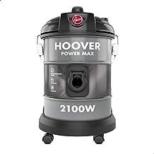 مكنسة كهربائية مع خزان بالطاقة القصوى 2100 واط - فضي، HT87-T2-ME، من هوفر
