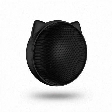 JIAFUYOU Cat Bluetooth Speaker, Wireless Mini Speaker Portable Outdoor Creative, Portable Wireless Mini Gifts Small Audio