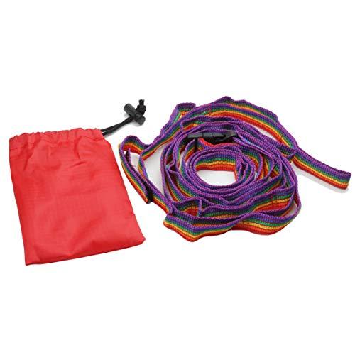 prendre ハンギングチェーン デイジーチェーン キャンプ アウトドア テント 洗濯物干し 小物 タープ ロープ 紐 PR-HANGING