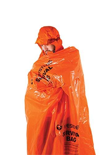 Lifesystems Sac de survie en montagne Orange
