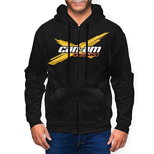 Anakalenina Can Am Spyder Männer Active Jacken Sport Full Swip Sweatshirts