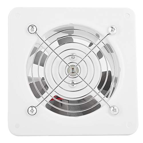 Crisis Extractor de baño, Ventilador de ventilación de Montaje en Pared súper silencioso, para Cocina y baño para Dormitorio