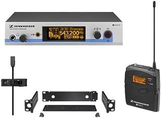 Sennheiser ew 512 G3 Wireless Lavalier Microphone System UHF Evolution G3 500 Series 516-558 MHz