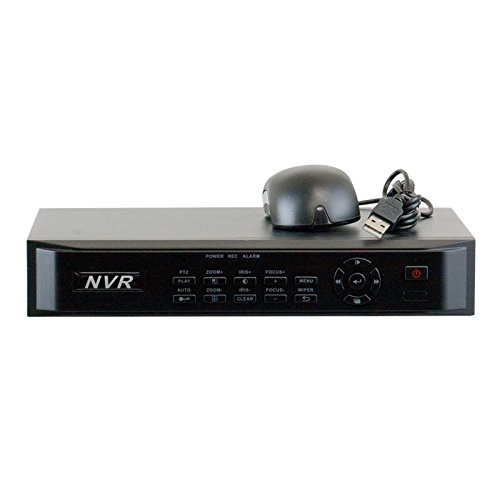 GW Security NVR Network Video Recorder