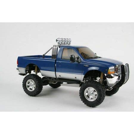 RC Auto kaufen Monstertruck Bild 3: 1:10 TAMIYA Ford F350 High Lift*
