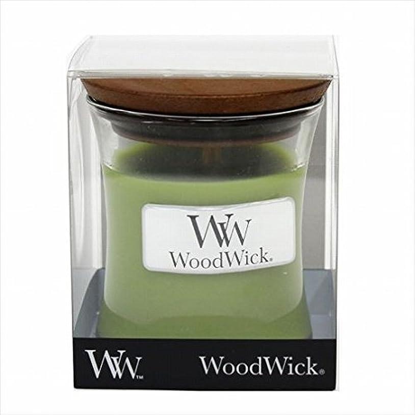 思想アウトドアカスタムカメヤマキャンドル( kameyama candle ) Wood Wick ジャーS 「 トランクィリティ 」