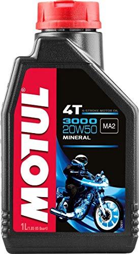 Motul 107318 Motorenöl 3000 20 W50 (Engine Oil 4T)