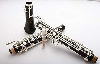 Glory Oboe C Key Cupronickel Plated Silver Music Woodwind ساز موسیقی برای مبتدی
