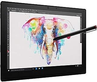 2018 Flagship Lenovo ThinPad X1 Business 12in FHD+ IPS Touchscreen Laptop, Intel Core m7-6Y75 8GB DDR3 256GB SSD Fingerprint Reader HDMI WLAN USB Type-C Win 10 Pro W/Stylus Pen (Renewed)