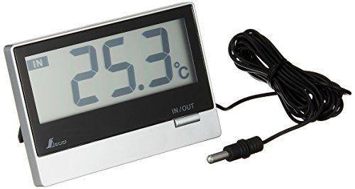 シンワ測定(Shinwa Sokutei) デジタル温度計 Smart B 室内・室外・防水外部センサー 73117