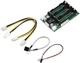 OpenUPS2 11-24V Intelligent DC-DC Uninterruptible Power Supply