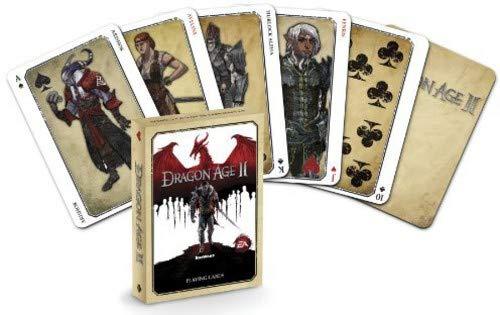 Dark Horse Comics Dragon Age II Playing Cards