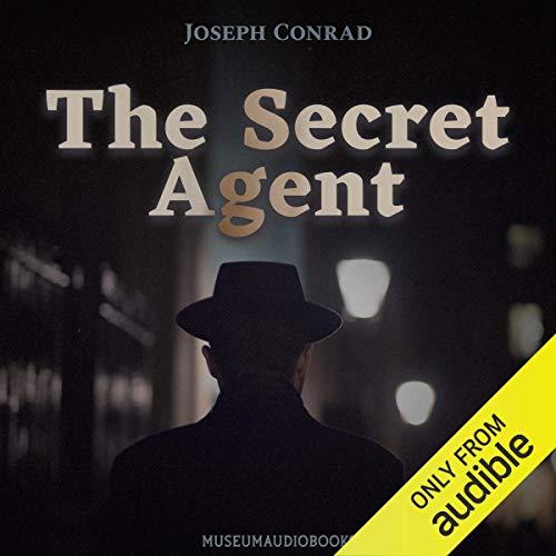 The Secret Agent cover art