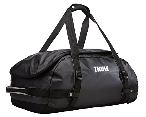 Thule Chasm Duffel Bag, Black, Small (40L)