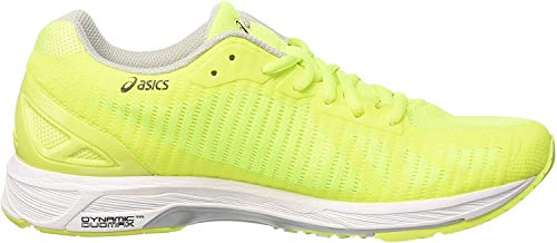 Asics Herren Gel-DS Trainer 23 Laufschuhe, Gelb (Safety Yellow/mid Grey/white 0796), 41.5 EU