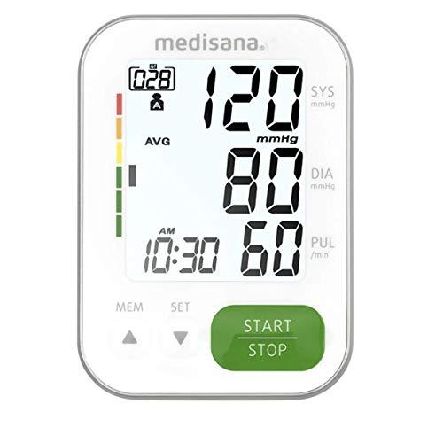 Tensiómetro de brazo BU 560 white - Medisana