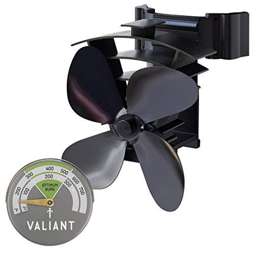 VALIANT FIR607 Remora Magnetischer Ofenventilator und Thermometer, Packung