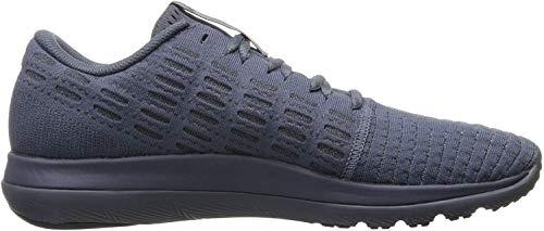 Under Armour Men's Threadborne Slingflex Sneaker, (102)/Apollo Gray, 16