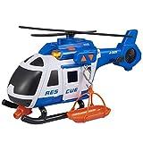 Teamsterz 1416393 - Elicottero per luce e suono, 3-6 anni