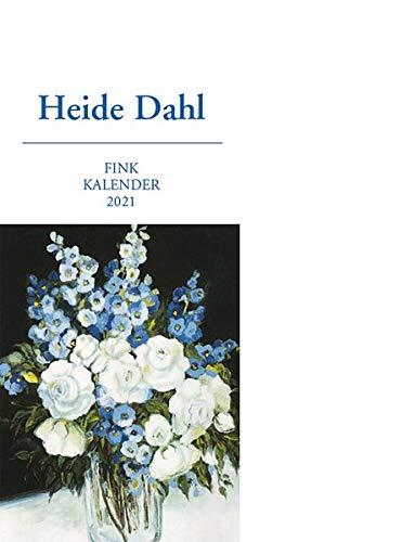 Heide Dahl 2021: Kunst-Postkartenkalender