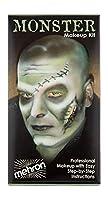 mehron Character Makeup Kit - Monster (並行輸入品)